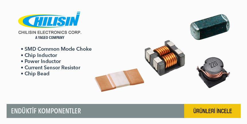 Chisilin SMD Shunt Resistor, SMD Power Inductor, SMD Common Mode Power Choke