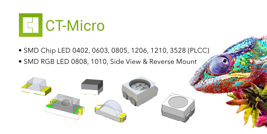 CT-Micro SMD LED Power LED