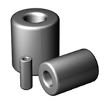 Cable Shields Ferrite Tubular Core for EMI-Suppression Boru Tipi Kablo EMI Kablo Ferit Filtre RH Series RH Serisi